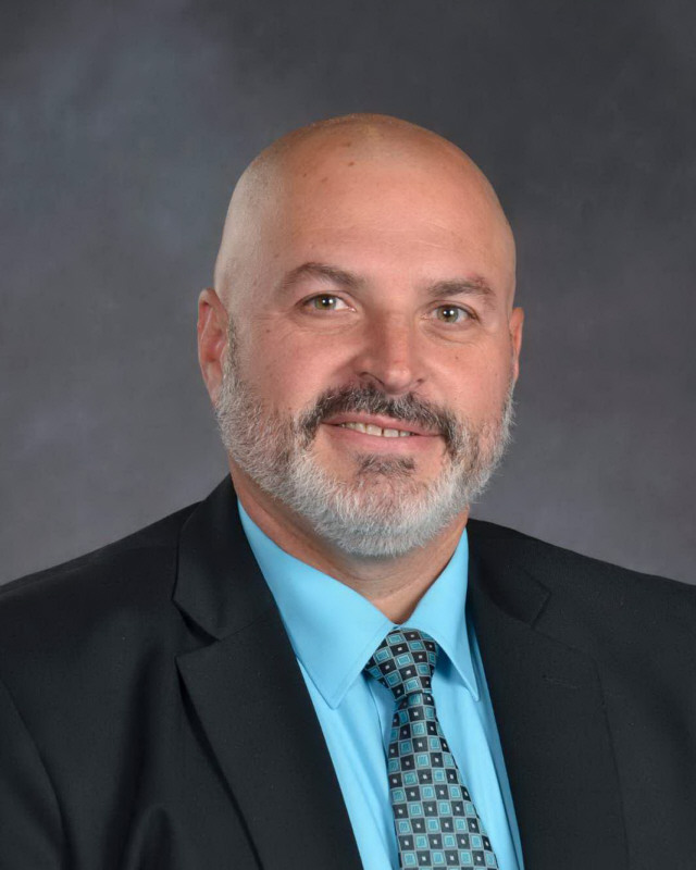 RULH High School Welcomes New Principal