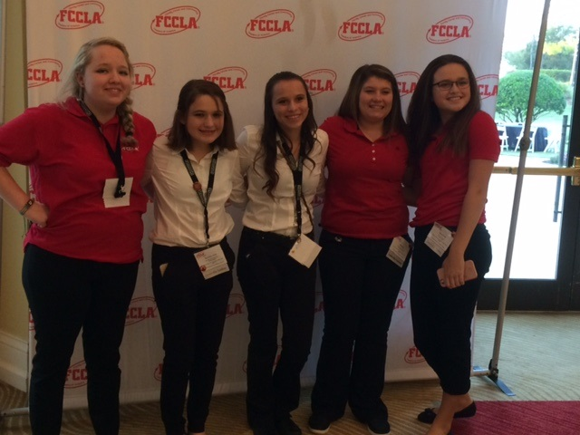 FCCLA Students at RULH Travel to Orlando