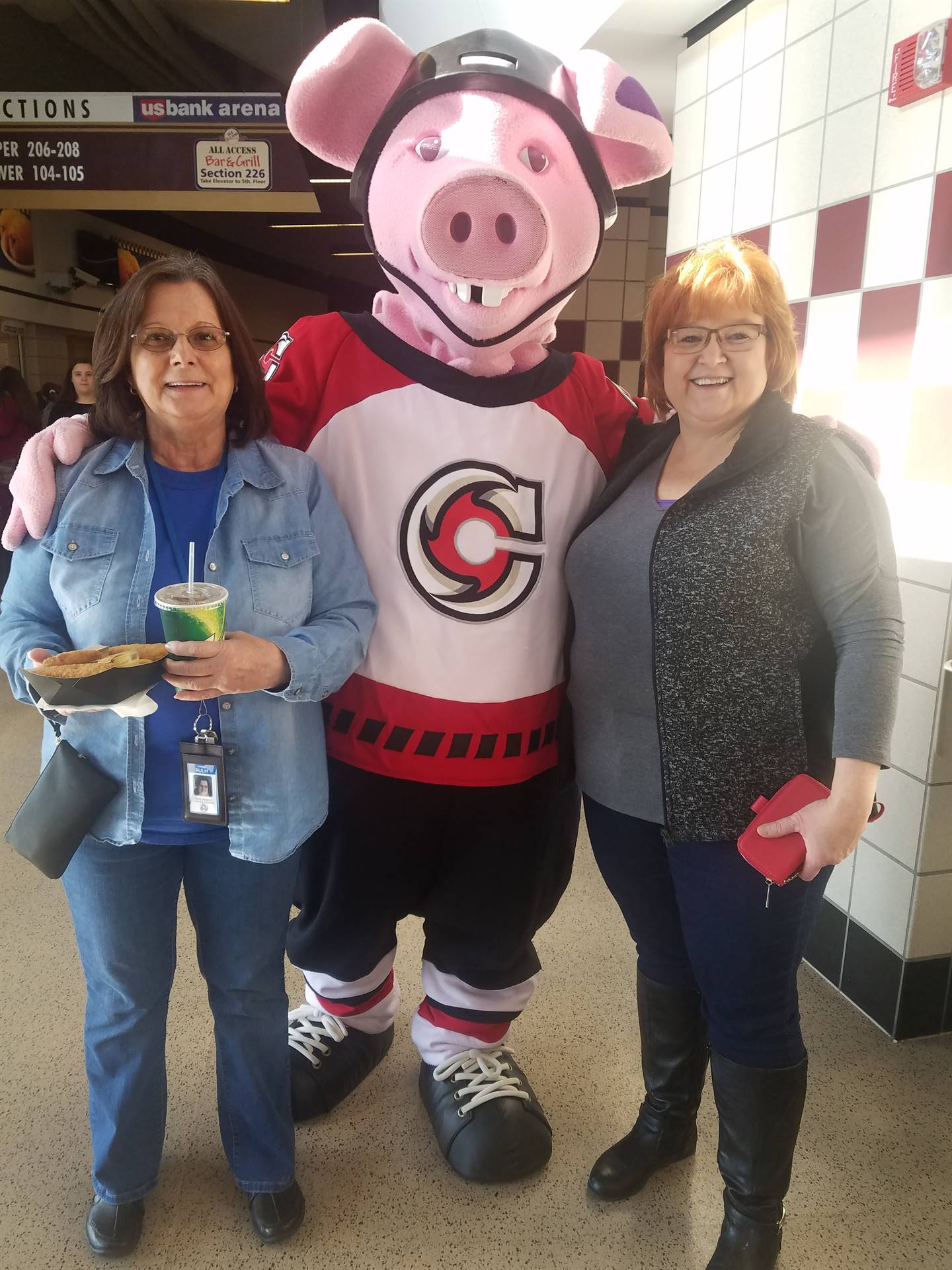 AAA Trip to a Cyclones Game