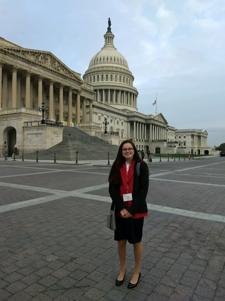 Haylee King - Capitol Leadrship Conference