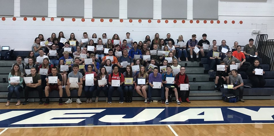 RULH HS Academic Awards