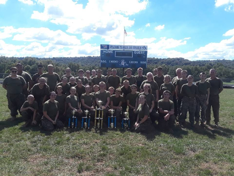 Sept 15, 2018 Ripley Raider Competition