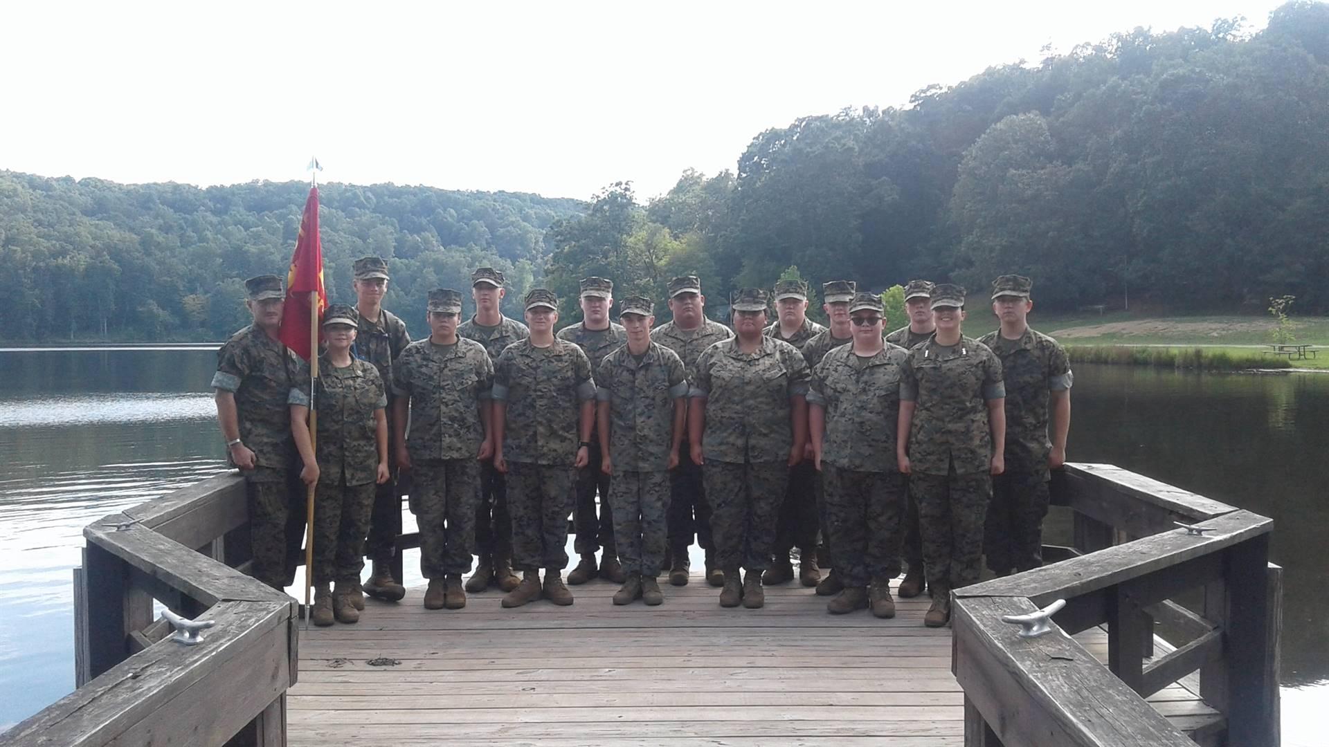 Cadet Leadership Camp 2018