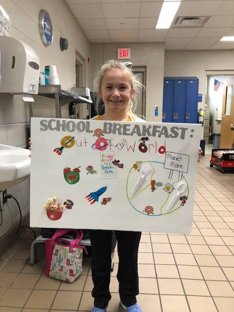 RULH MS Breakfast Poster