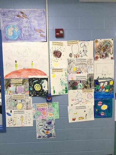 RULH ES Breakfast Poster Contest