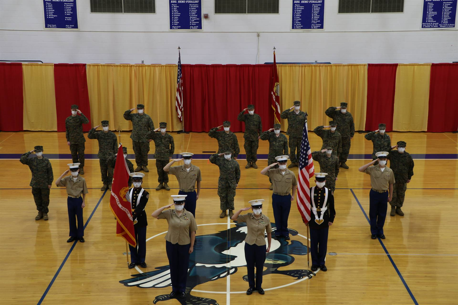 2020 Marine Corps Birthday Celebration