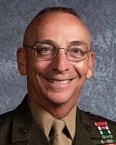Sgt. Major Otis Kokensparger