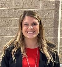 Treasurer Intro - Mrs. Zoie Garrett